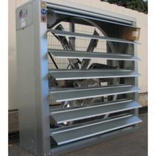 HJB 110 T4 0.75 kW Аксиален вентилатор за стенен монтаж