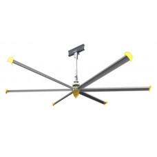 PV6100I Ceiling fan diameter 6120mm