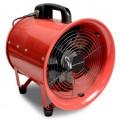 Преносим метален аксиален вентилатор