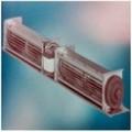 Тангенциални вентилатори ЕО Motor двойна жилища