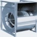 Центробежен вентилатор с двустранно засмукване, ремъчна предавка